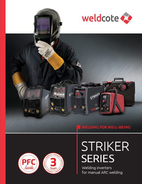 Weldcote Striker Series Catalog